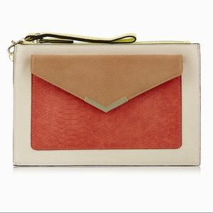 Call It Spring Wristlet Clutch